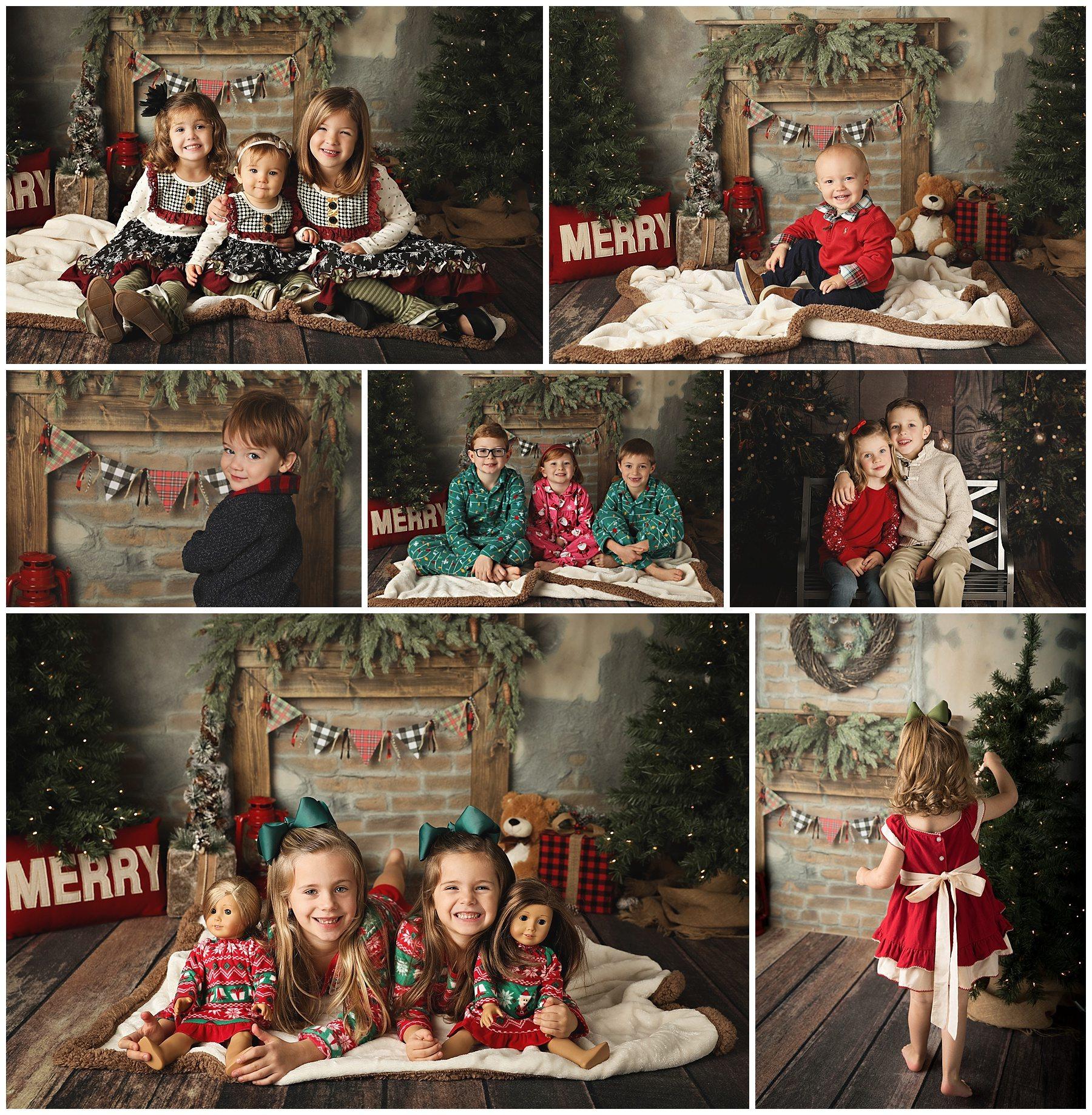 Christmas Mini Sessions  {Kalamazoo Michigan Family
